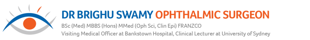 Dr Brighu Swamy | Ophthalmic Surgeon